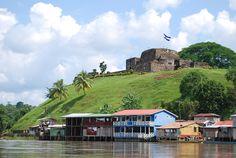 Rio San Juan, El Castillo
