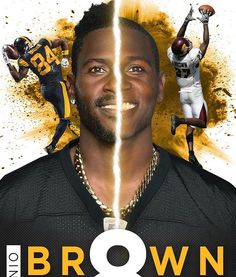 Pittsburgh vs Central Michigan Central Michigan, Antonio Brown, Man Crush Monday, Wide Receiver, Pittsburgh Steelers, Football Team, Charlie Brown, Nfl, Crushes
