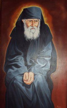 Πνευματικοί Λόγοι: Άγιος Παΐσιος Αγιορείτης: «Πρέπει η καρδιά μας να ...