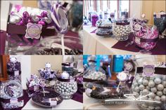 Candy Bar, Wedding Details