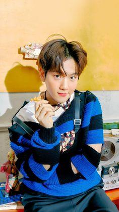 Kyungsoo, Chanyeol, Baekhyun Wallpaper, Anime Backgrounds Wallpapers, Kpop Exo, Exo Members, Chanbaek, Boyfriend Material, Korean Actors
