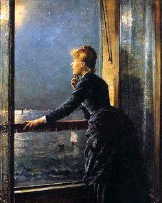 Alfred Stevens (1823–1906).