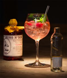Buss N°509 Gin by Bar Bounce (Serge Buss)