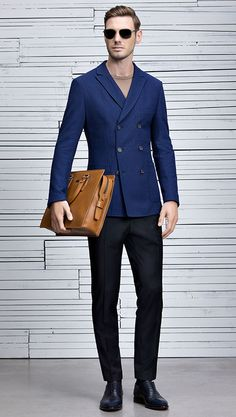 Hugo Boss | Men's Fashion | Menswear | Men's Outfit for Spring/Summer | Smart Casual | Business Style | Shop at designerclothingfans.com