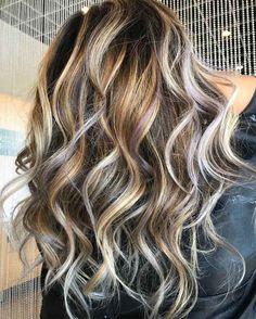 10 Bombshell Blonde Highlights On Brown Hair | Makeup TutorialsFacebookGoogle+InstagramPinterestTumblrTwitterYouTube