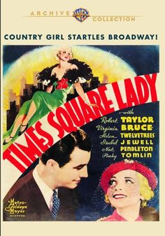 Times Square Lady - DVD-R (Warner Archive On Demand Region Free) Release Date: Available Now (Amazon U.S.)