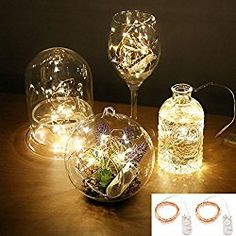 Starry String Lights Beauteous Cylapex Pack Of 6 Led Starry String Lights With 20 Fairy Micro Leds 2018