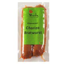 Wheaty Veganwurst Chorizo Sausages