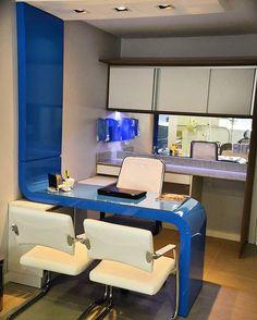 A Comprehensive Overview on Home Decoration - Modern Medical Office Decor, Dental Office Decor, Dental Office Design, Dental Offices, Office Furniture Design, Office Interior Design, Office Interiors, Small Office Design, Office Workstations