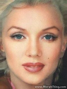 Which 2 Celebs have been morphed ? Megan Fox + Kristen Stewart … or... Marilyn Monroe + Vanessa L Williams   http://www.quizzking.com