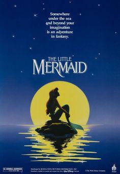 The Little Mermaid on-scene