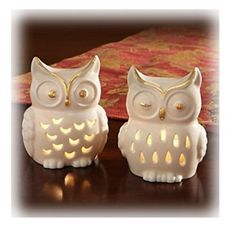 Lenox Owl Votive Tea Light Holder, http://www.amazon.com/dp/B005QEJZNI/ref=cm_sw_r_pi_awdm_bC6bwb1V3EDZD