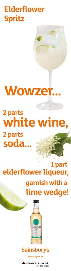 #SainburysRecipes #Cocktails #Tequila #Bitters #Sainsburys #Elderflower