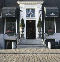 The Toren, Amsterdam. The Toren is een 4* boutique design Hotel in het centrum van Amsterdam