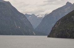 Cruising Fiordland National Park ~ New Zealand