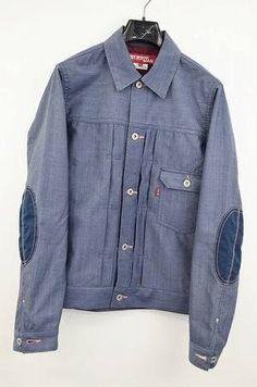 JUNYAWATANABEMANCOMMEdesGARCONS × LEVIS Junya Watanabe Comme des Garcons Man × Levis 13ss work jacket 42957B [used] 1my131ju13
