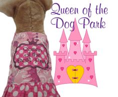 Fit for a princess by Rosy B on Etsy