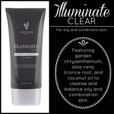 Illuminate Facial Cleanser £30 Find me on facebook @ Amazing 3d Fiber Lash Mascara & more