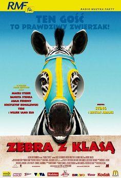Zebra z klasą / Racing Stripes