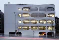 HannamDong HANDS Corporation Headquarters, Seoul, 2014 - THE_SYSTEM LAB, Chanjoong Kim
