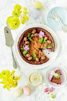 Mämmimudcake | K-ruoka #pääsiäinen #jälkiruoka