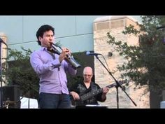 Jeff Kashiwa introduces his EWI@ La Cantera, San Antonio, Texas Video This is a really funky song on the ewi. Shows what the ewi is capable of when put into the right hands. Music Stuff, Back In The Day, San Antonio, Jazz, Texas, Hands, My Love, Concert, Youtube