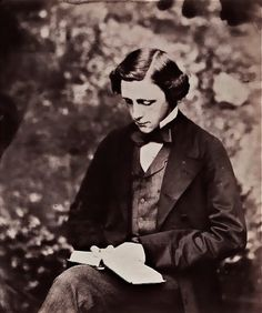 Charles Lutwidge Dodgson or Lewis Carroll ... Just ignore the illicit allegations for the moment, and focus on his awesome works. Photography, science, philosophy, Maths, literature.