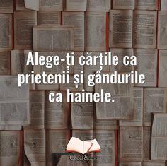Gândul de astăzi  #citateputernice #noisicartile #cititoripasionati #cartestagram #eucitesc #bookstagram #booklover #igreads #bookworm #cititulnuingrasa I Love Books, True Words, My Love, Instagram Posts, Quotes, Life, Luxury, Inspiring Quotes, Quotations