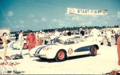 First Fuelie Corvette Factory Racer