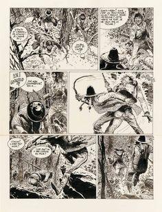 Comanche - Les shériffs by Hermann, Greg - Comic Strip