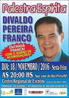 Assista hoje às 20:00 Divaldo Franco pela Rede Amigo Espírita - http://www.agendaespiritabrasil.com.br/2016/11/18/assista-hoje-as-2000-divaldo-franco-pela-rede-amigo-espirita/