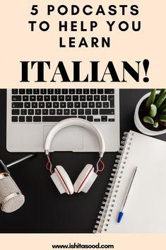 Learn Italian Free, Basic Italian, Learn To Speak Italian, Italian Phrases, Italian Words, Italian Quotes, Italian Language Courses, Italian Courses, Korean Language Learning