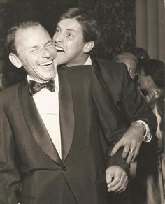 Frank Sinatra & Jerry Lewis
