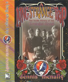 A Long Strange Trip: The Inside History of the Grateful Dead, Cover