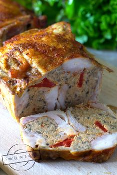 Meatloaf, Chicken Recipes, Grilling, Recipies, Food And Drink, Pork, Cooking, Design, Cook