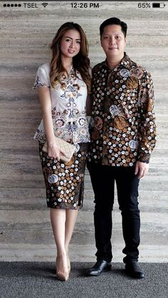 Batik for couple