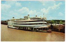 SS PRESIDENT,1980's  many a jazz fest night cruise. just kissed my baby*