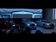 Rolls Royce Phantom II HD Debut Press Launch In Full Commercial Carjam TV 2015 - YouTube