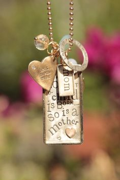 Heather B Moore Mother's Day Charms