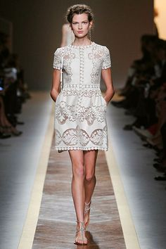 Valentino, Spring 2012 RTW, possibly one of my favorite (romantic) collections