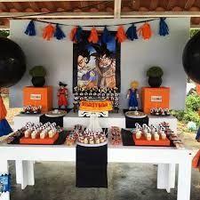 Imagen relacionada Happy Birthday Dragon, Goku Birthday, Ball Birthday, Happy 30th Birthday, Adult Birthday Party, Surprise Birthday, Birthday Ideas, Naruto Party Ideas, Adult Party Decorations