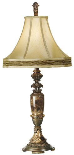 Kathy Ireland European Vase Table Lamp -