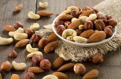 Pähkinät ovat ravitsemuksellinen tehopakkaus