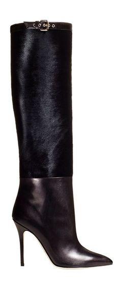 d015e7776ca7 Brian Atwood Black Boots Designer Boots