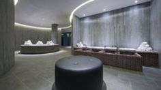Après Skiing Spa day at the Away Spa inside the new W Hotel in Verbier Switzerland!