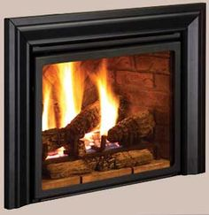 Chimney Cricket - Gas Stove Installation | Gas Fireplace Inserts