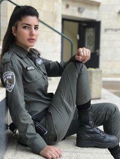 Idf g.s Israeli Army Military Combat Olive Green Trouser Belt