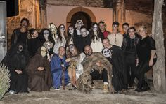 Celebrando el éxito del pasaje del Terror en Halloween