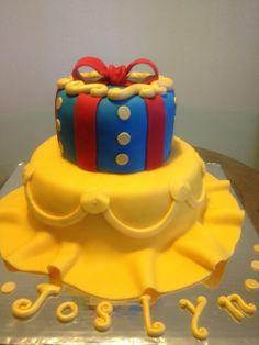 snow white cake for tt