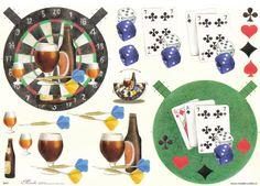 Swing Decoupage Cards - linda statham - Picasa Web Albums
